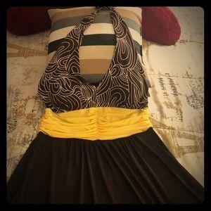 Women's summer dress.